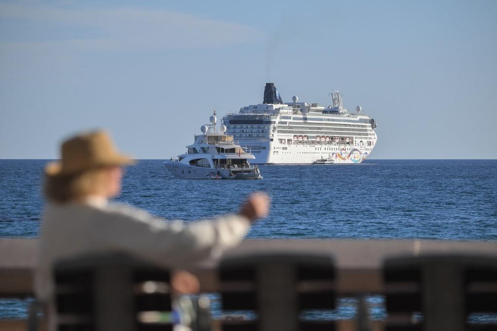 A Cannes, les navires de croisière devront être moins polluants pour débarquer