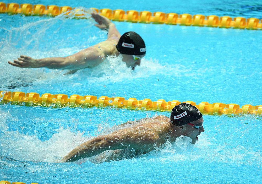 Mondiaux de natation: Dressel privé de septuplé, les Bleus en restent à deux médailles