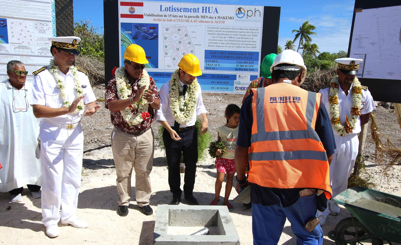 Crédit Présidence de la Polynésie française.