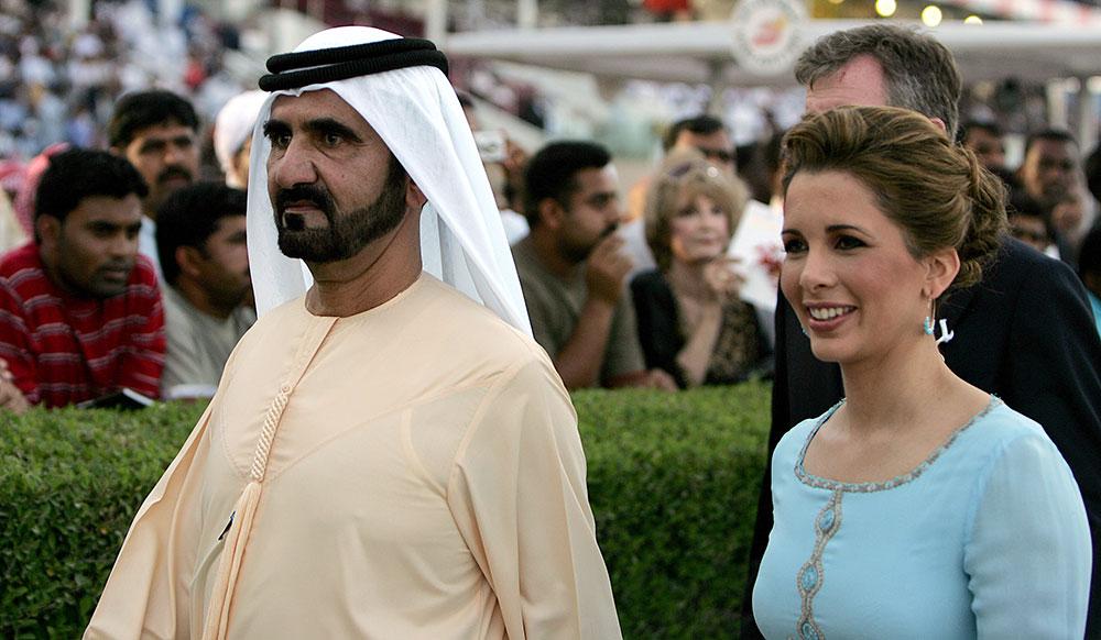 L'épouse de l'émir de Dubaï demande protection devant la justice londonienne