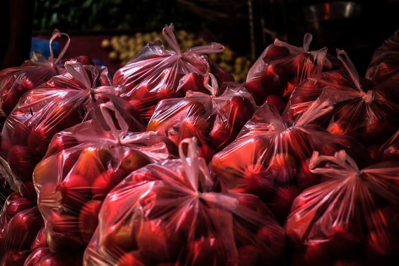 Les sacs plastique à usage unique désormais interdits en Nouvelle-Calédonie