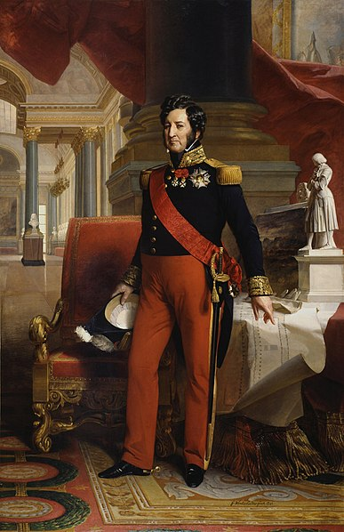 Louis-Philippe, roi de France, reçut Mgr Douarre et l'encouragea dans sa mission d'évangélisation. Il lui remit une bourse de 3 000 Francs et, en prime, la Légion d'Honneur.