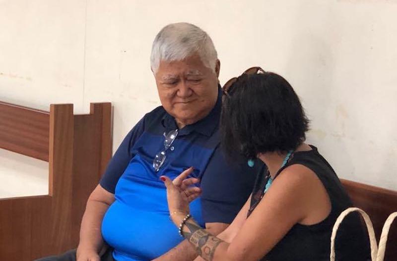 Félix Faatau condamné à deux ans ferme