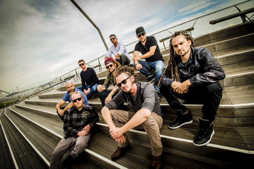 Soja en concert à To'ata le 16 novembre