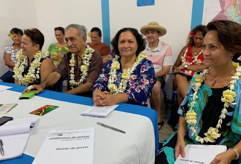 Le Tavini va chercher le soutien du Vanuatu