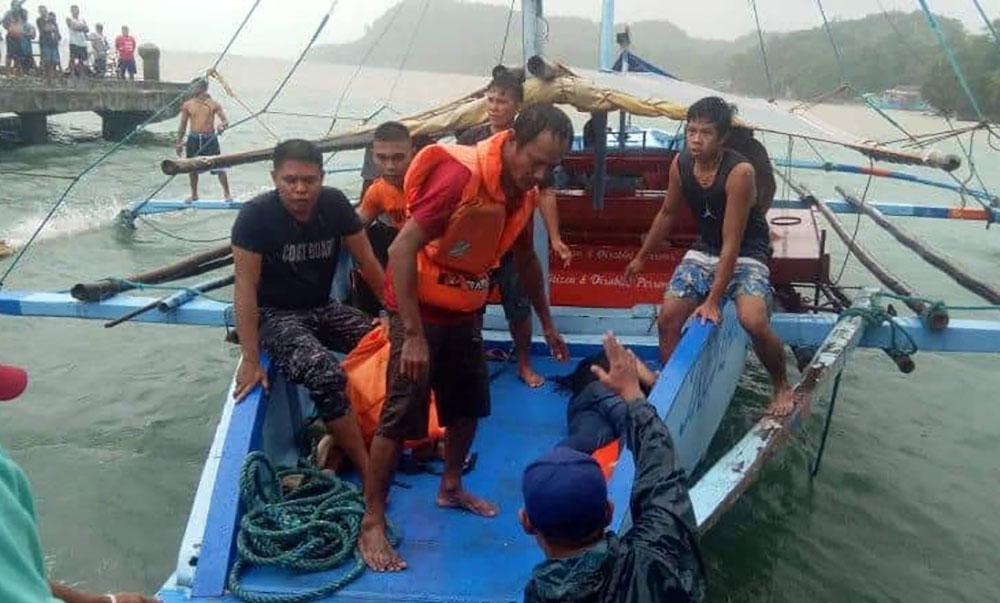 Philippines : 25 morts dans trois naufrages