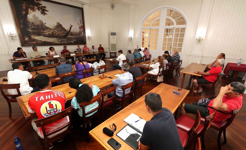 Le Pays appelle à « mettre les intérêts particuliers de côté » pour le sport polynésien