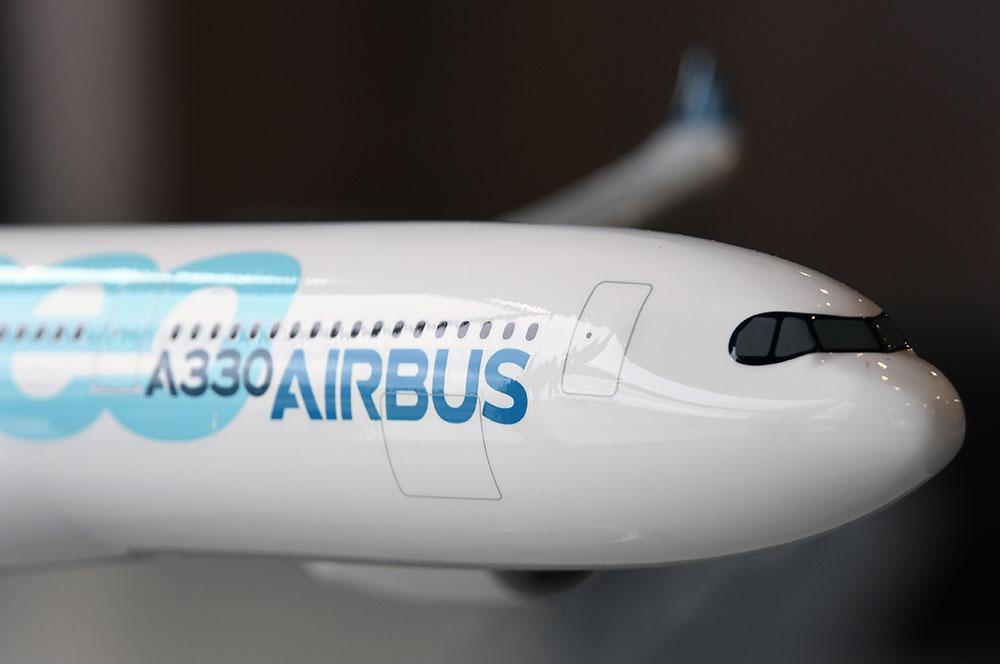 Air Calédonie International reçoit le premier de ses quatre nouveaux Airbus