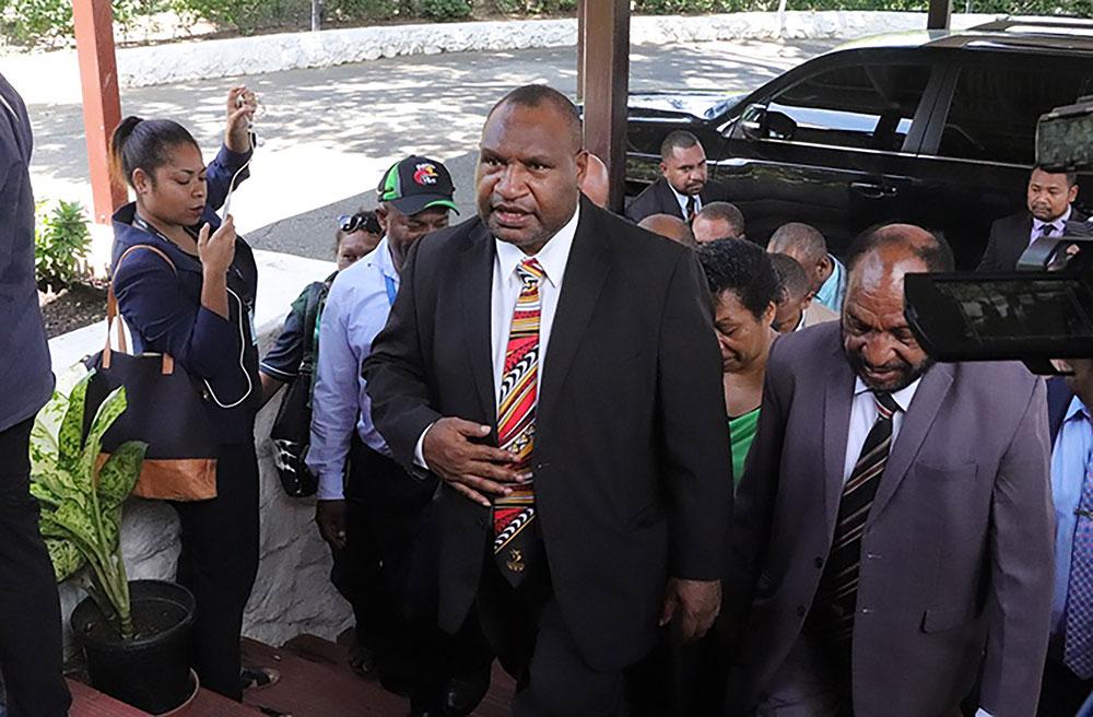 La Papouasie dit n'avoir en fait pas demandé à Pékin de refinancer sa dette