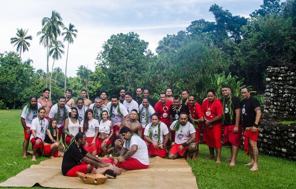Une soirée dansante organisée par Polynesia Tatau