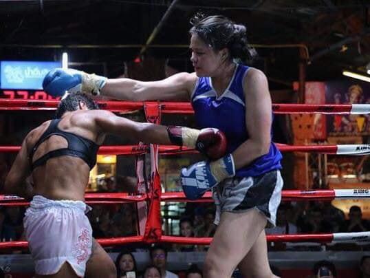 Anna Yon Yue Chong gagne en Thaïlande