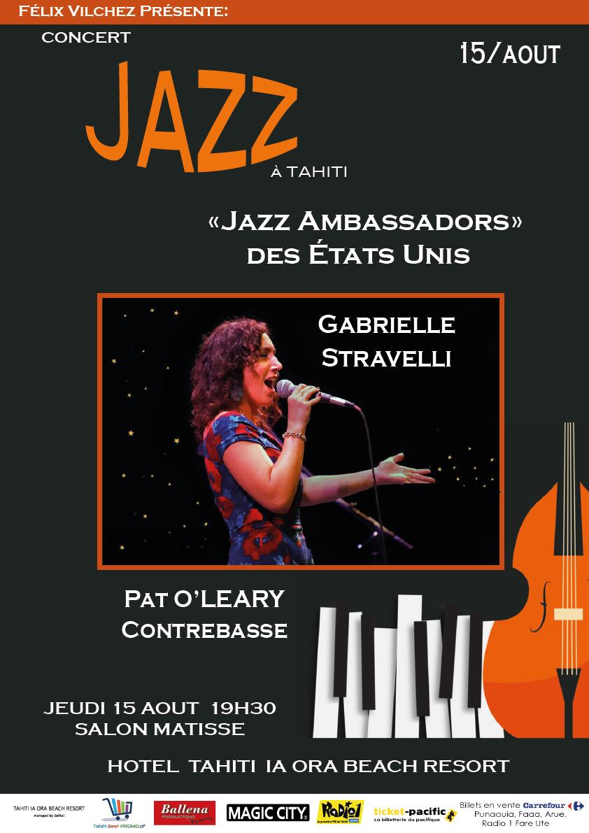 """Jeu du 8 au 12 août : """"Jazz Ambassadors"""" des Etats-Unis"""