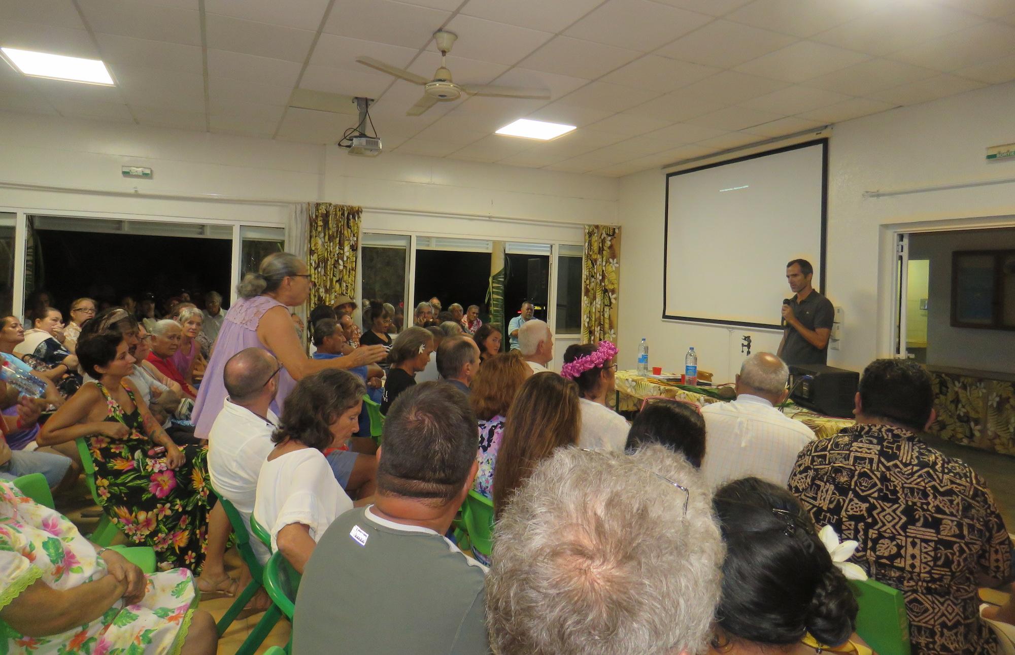 Lotissement Paetou : Les riverains de Teavaro en appellent aux élus