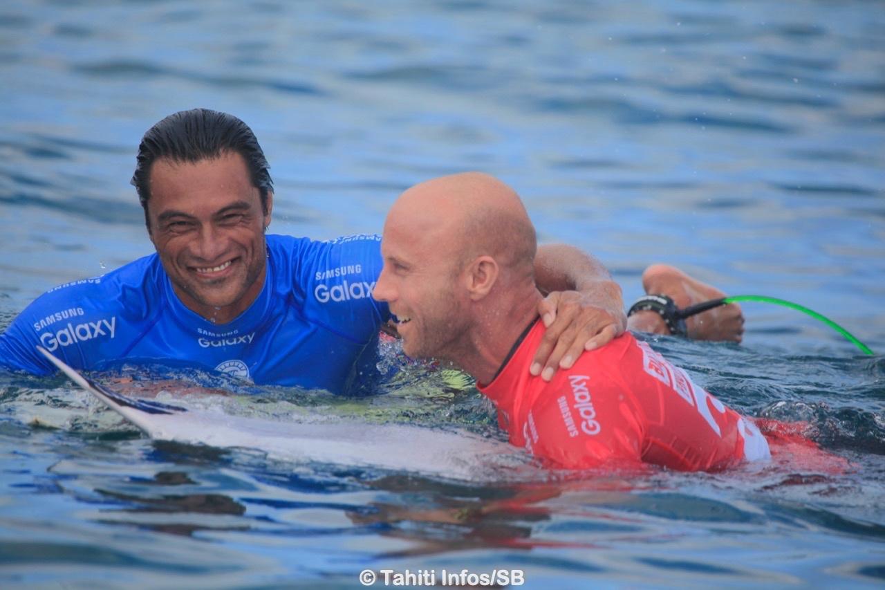 Hira fut le meilleur Tahitien des Trials en 2016