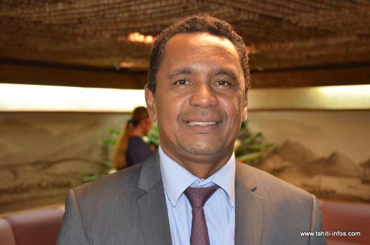 Forum des îles du Pacifique : Tearii Alpha représente la Polynésie