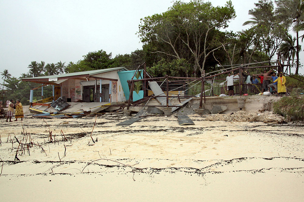 L'enquête a dès vendredi soir conduit à l'interpellation du compagnon de la jeune femme, sur l'île de Lifou (photo d'illustration).