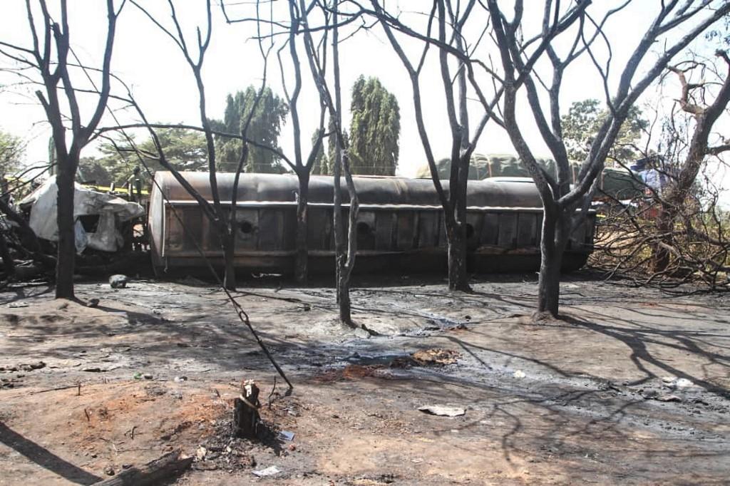 Tanzanie: le bilan de l'explosion d'un camion-citerne monte à 75 morts