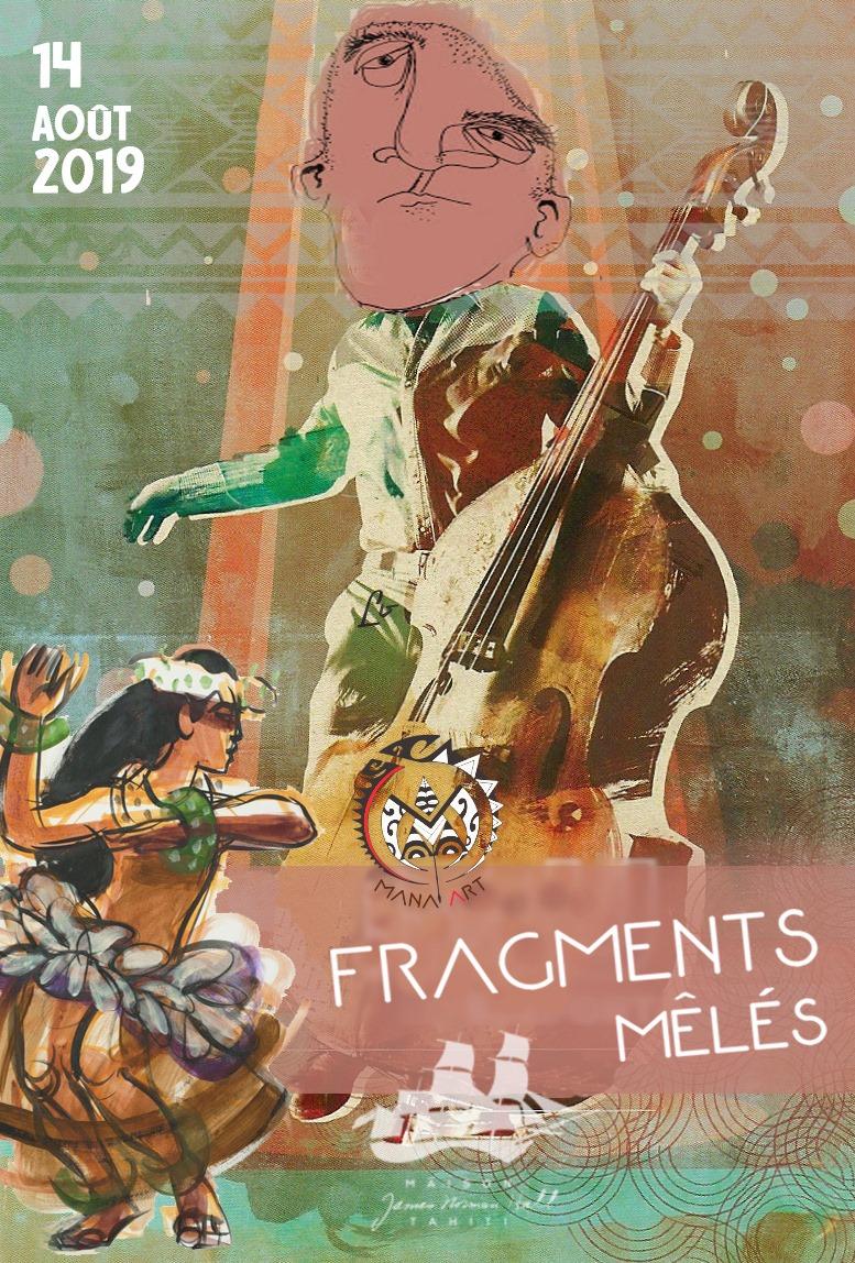 Fragments Mêlés, une ode au spectacle vivant