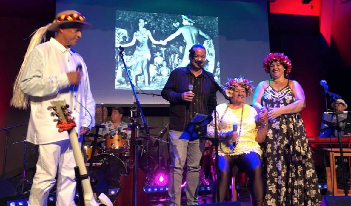 """""""Vahine Himene Tahiti"""" revient au Petit théâtre"""
