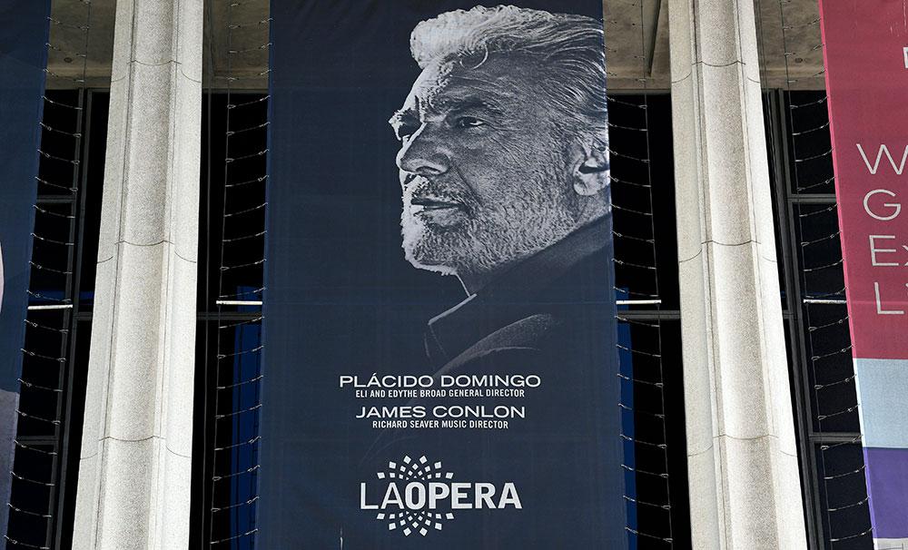 Opéra: Placido Domingo confronté à des allégations de harcèlement sexuel