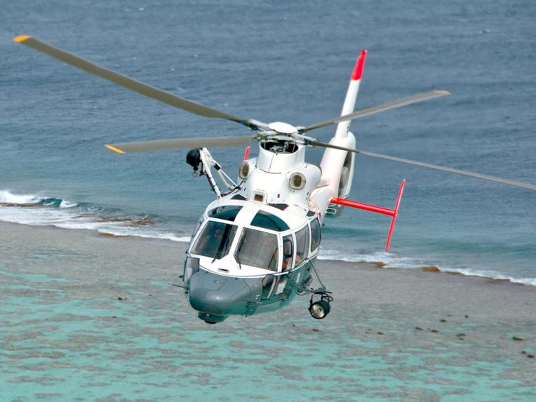 Un marin malade hélitreuillé au large de Tahiti