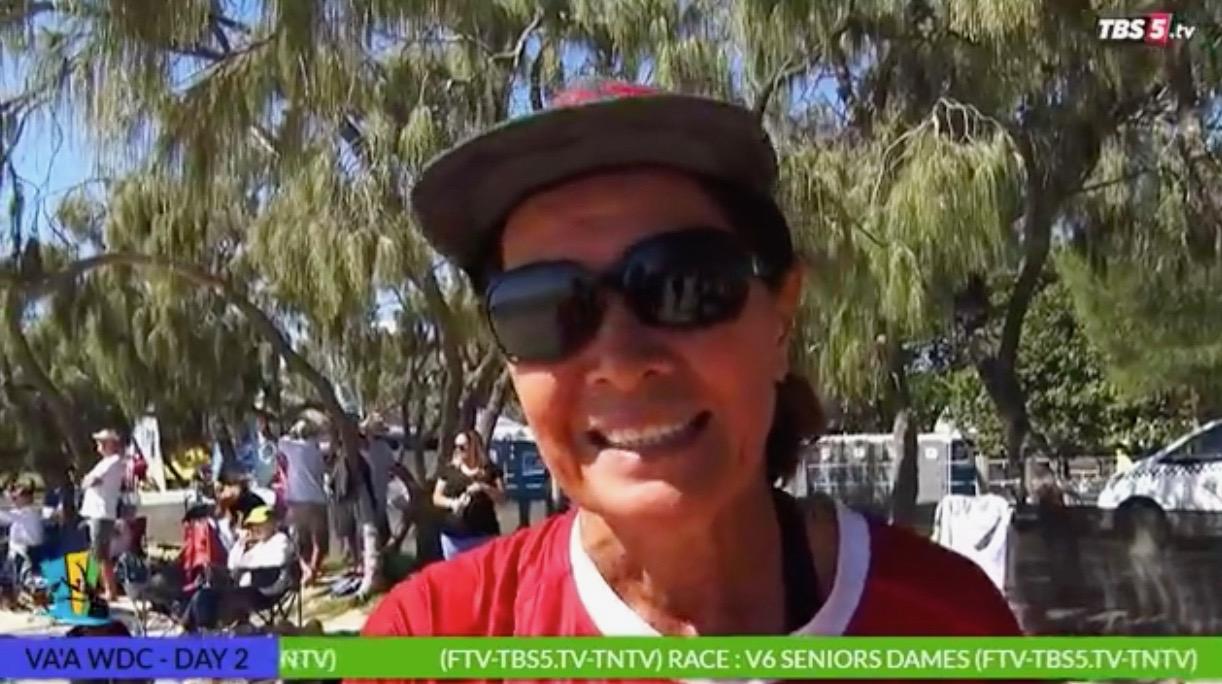 Le bronze pour Tahiti en V6 open dames
