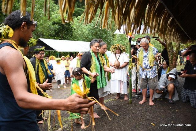 Les invités maori ont ressenti le mana mā'ohi. Pour sa représentante, il est important de conserver nos langues et de les transmettre aux futures générations.