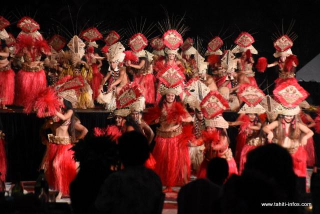 L'histoire de Vai-Uriri a pris possession de la scène du Te Hura Nui