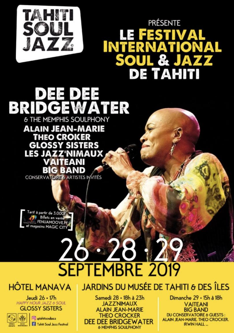 Festival international de jazz : musique et environnement