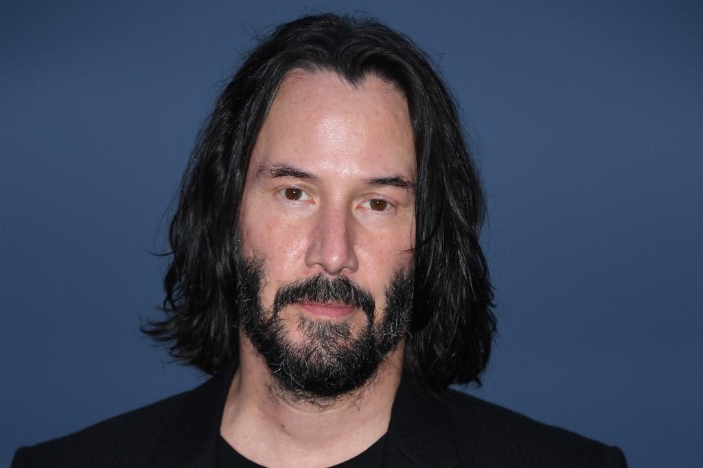 """Vingt ans après les débuts de """"Matrix"""", Keanu Reeves rempile pour un 4e film"""