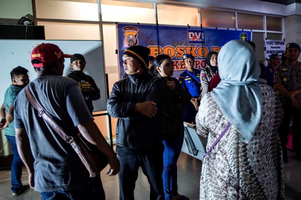 Indonésie: 22 personnes portées disparues après l'incendie d'un ferry