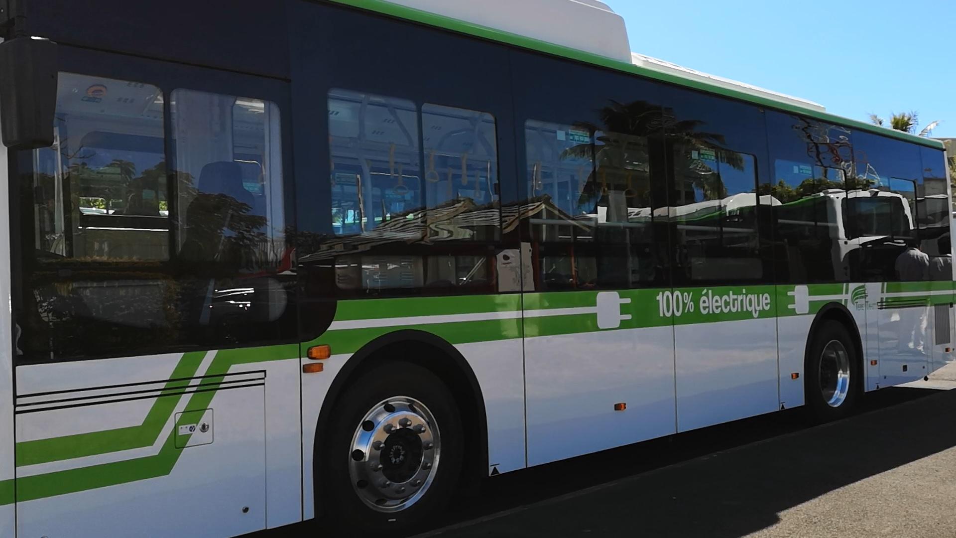 12 nouveaux bus 100% électrique arriveront dans les prochains mois pour compléter la flotte.