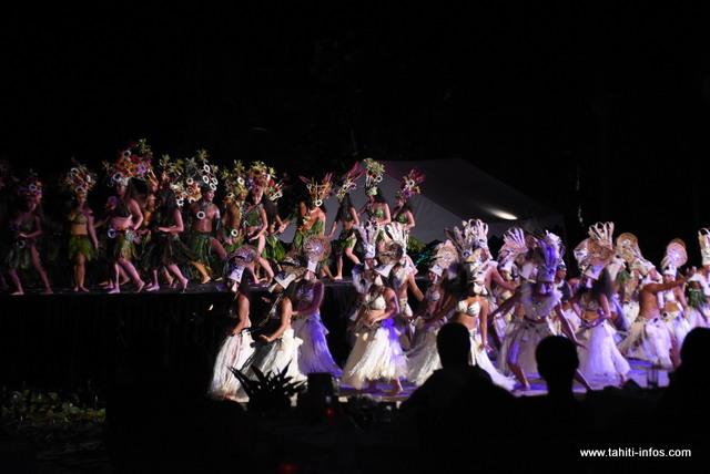 Les étoiles de Teva i Tai ont brillé au Te Hura Nui