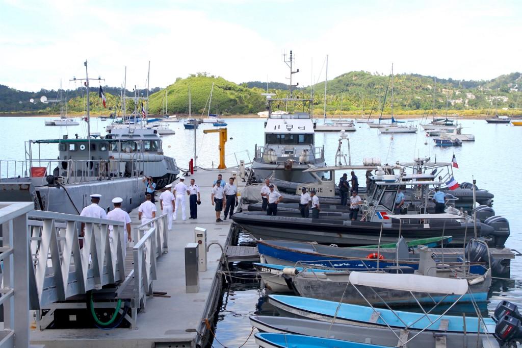 Mayotte: Girardin présente un dispositif renforcé de lutte contre l'immigration clandestine