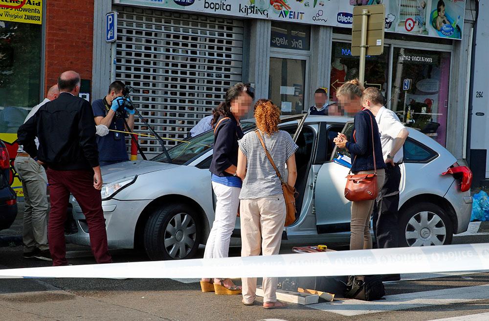 Un Français mortellement blessé par la police à Bruxelles après une course-poursuite