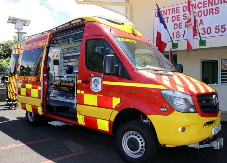 L'incendie de Paea « sous contrôle » et « sous surveillance »