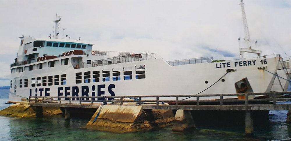 Incendie sur un ferry philippin: trois morts, 245 passagers secourus