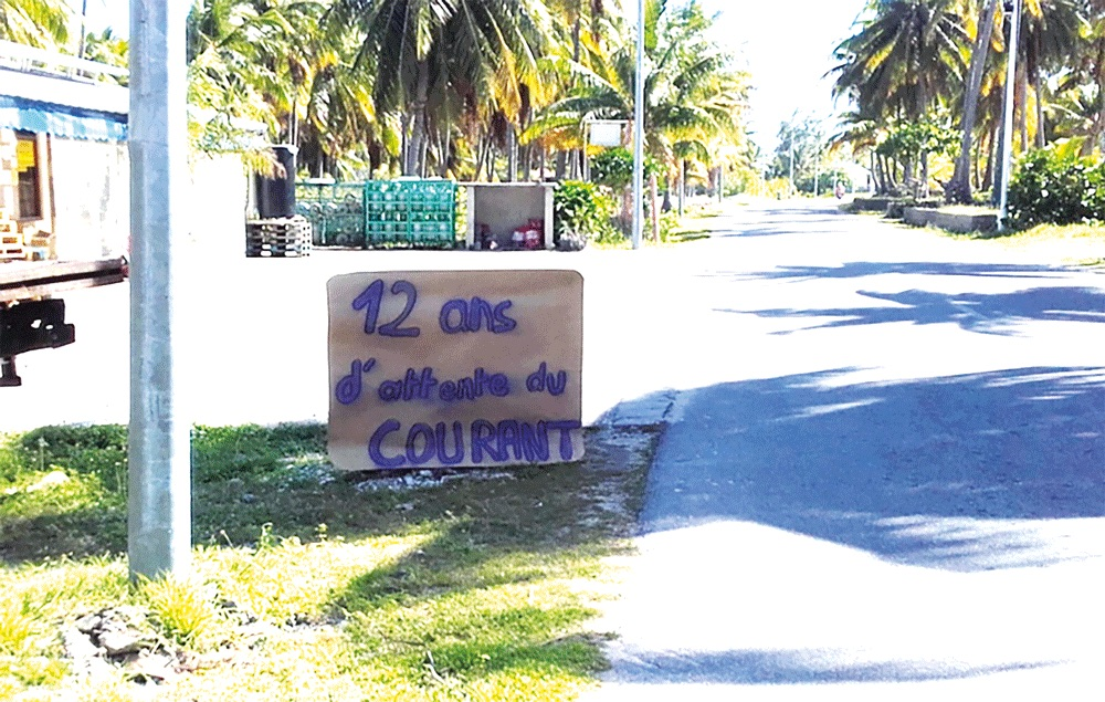 La Sedep rappelle l'historique de Te Mau ito Api