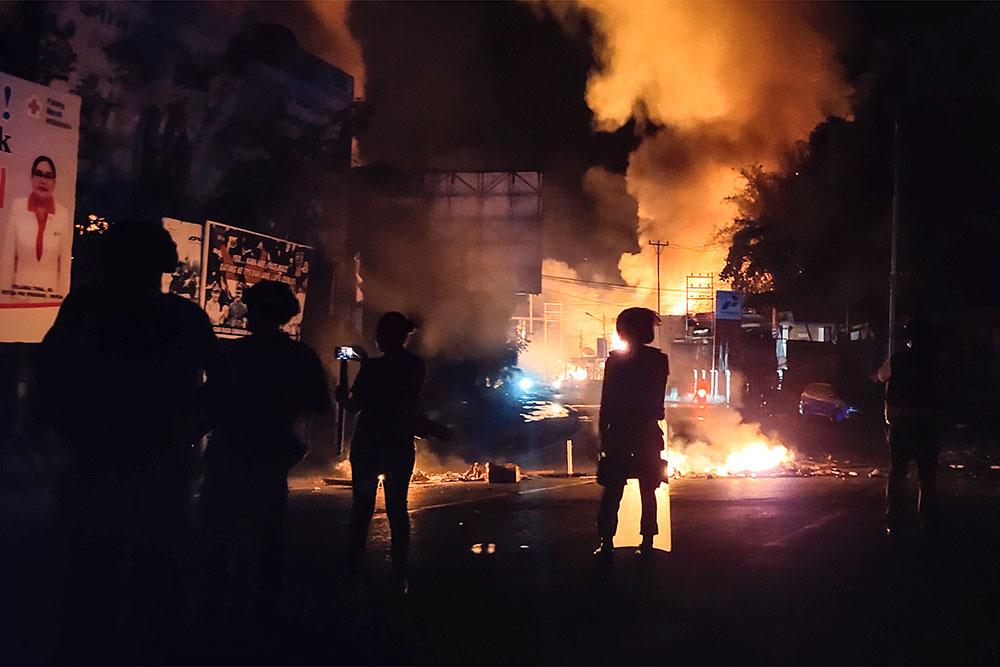 Indonésie: nouvelles émeutes en Papouasie, plusieurs bâtiments incendiés