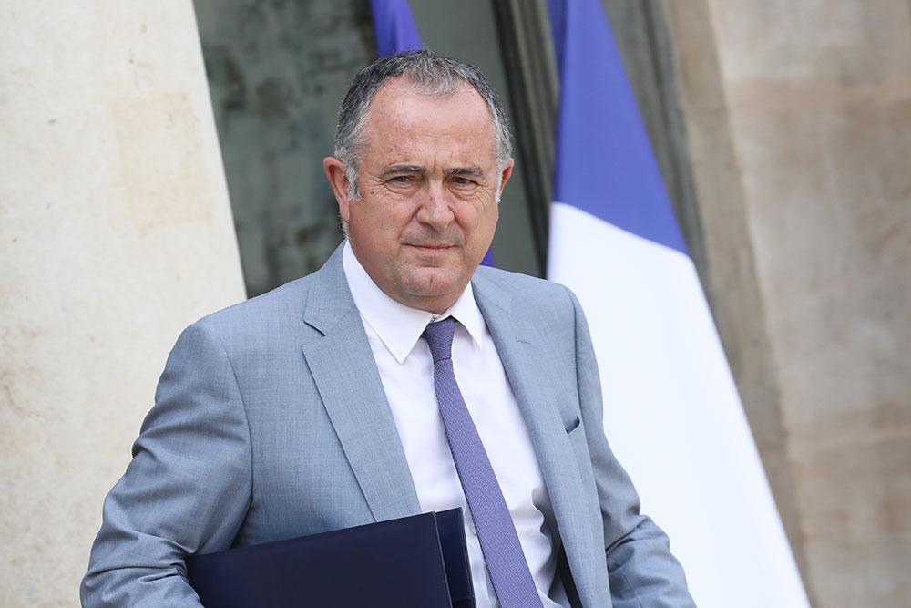 Sécheresse, loups et pesticides: Didier Guillaume face aux angoisses des agriculteurs