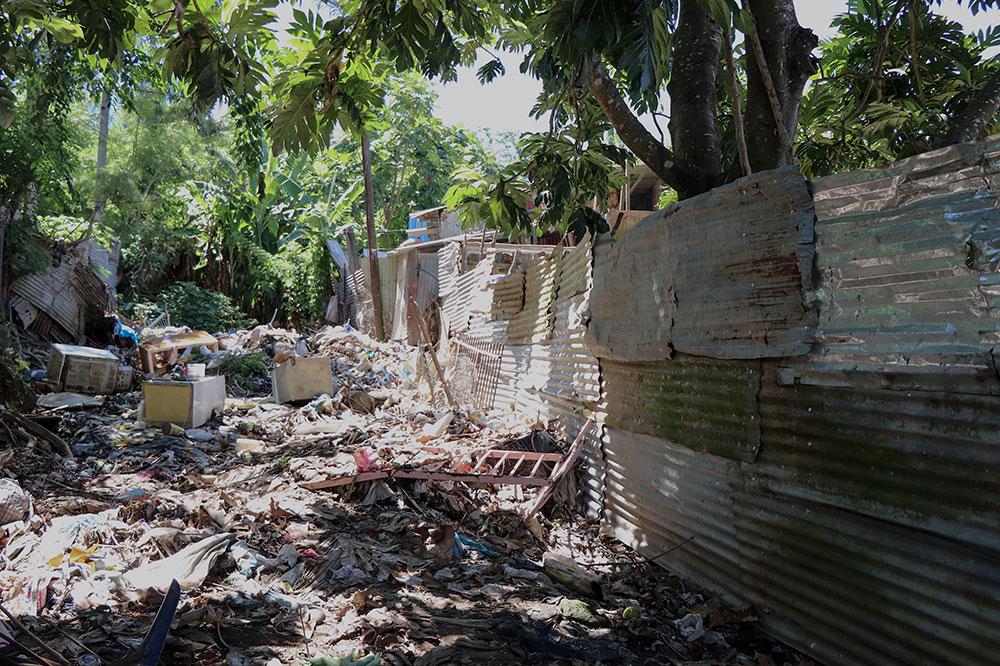 A Mayotte, 29% de la population vit dans un logement sans eau courante