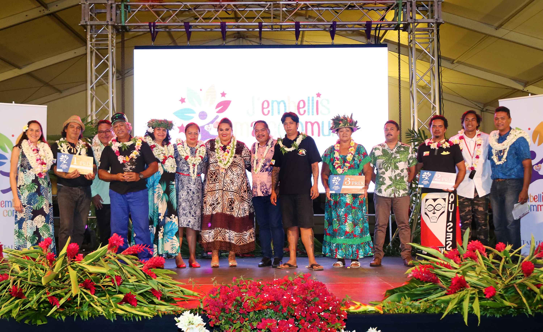 Tupehe Nui de Ua Huka a remporté le Grand prix de cette 5e édition.