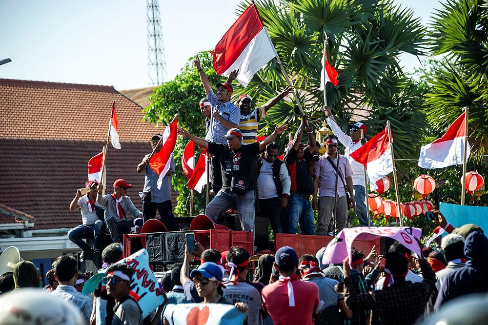 Indonésie: la police interdit les manifestations en Papouasie
