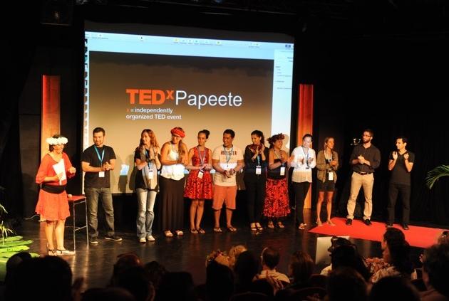 """Tedx Papeete, une nouvelle session """"salon"""""""
