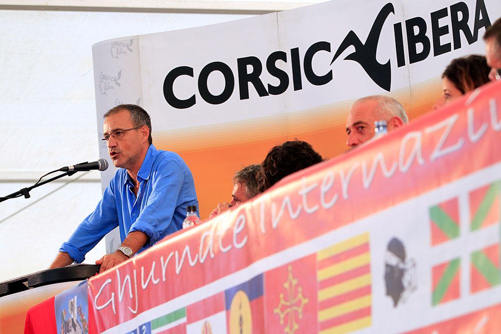 Corse: Talamoni propose de taxer les résidences secondaires, sauf pour les Corses