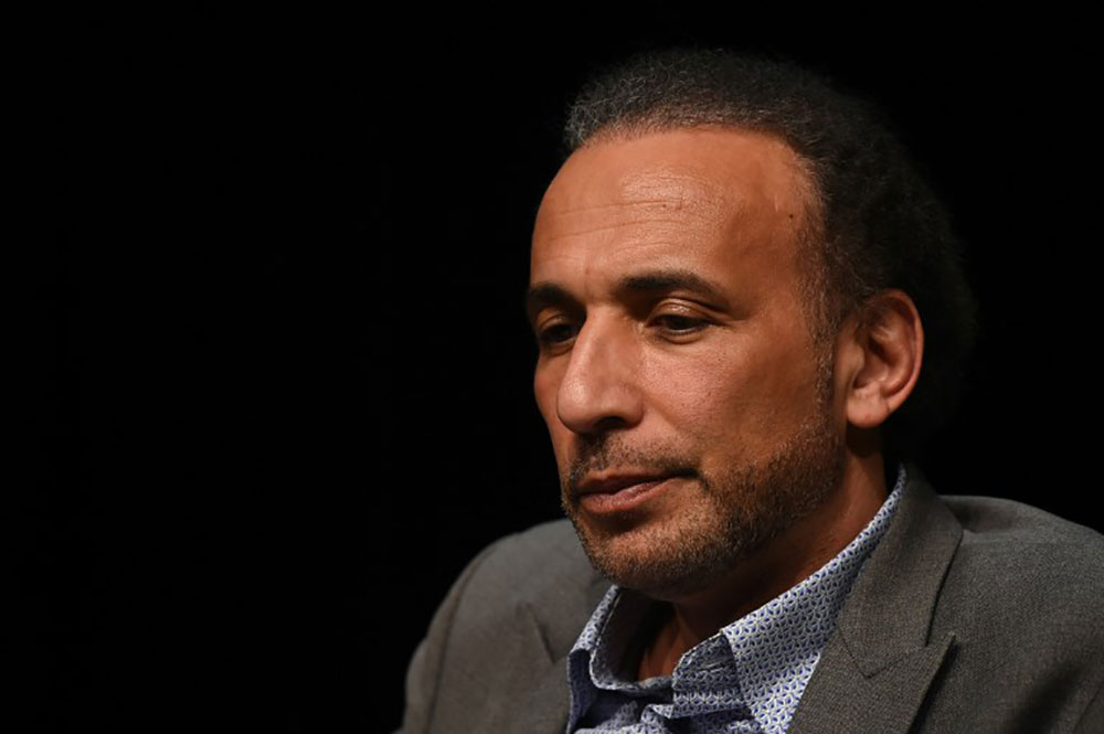 Tariq Ramadan affirme ne pas connaître la femme qui l'accuse de viol en réunion