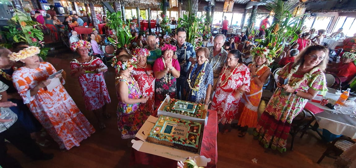 La Banque de Tahiti fête ses 50 ans