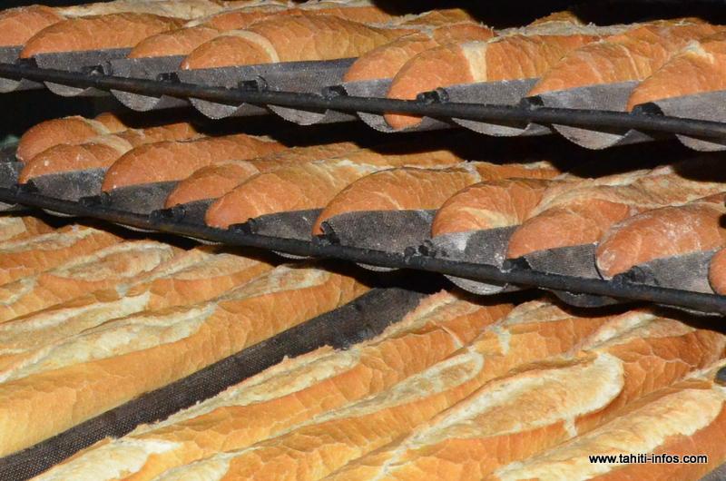 Les boulangers veulent augmenter le prix de la baguette de pain