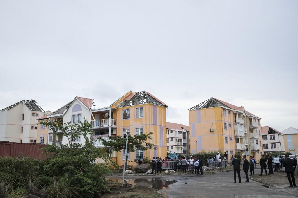 Démantèlement d'une filière d'ouvriers ukrainiens illégaux à Saint-Martin