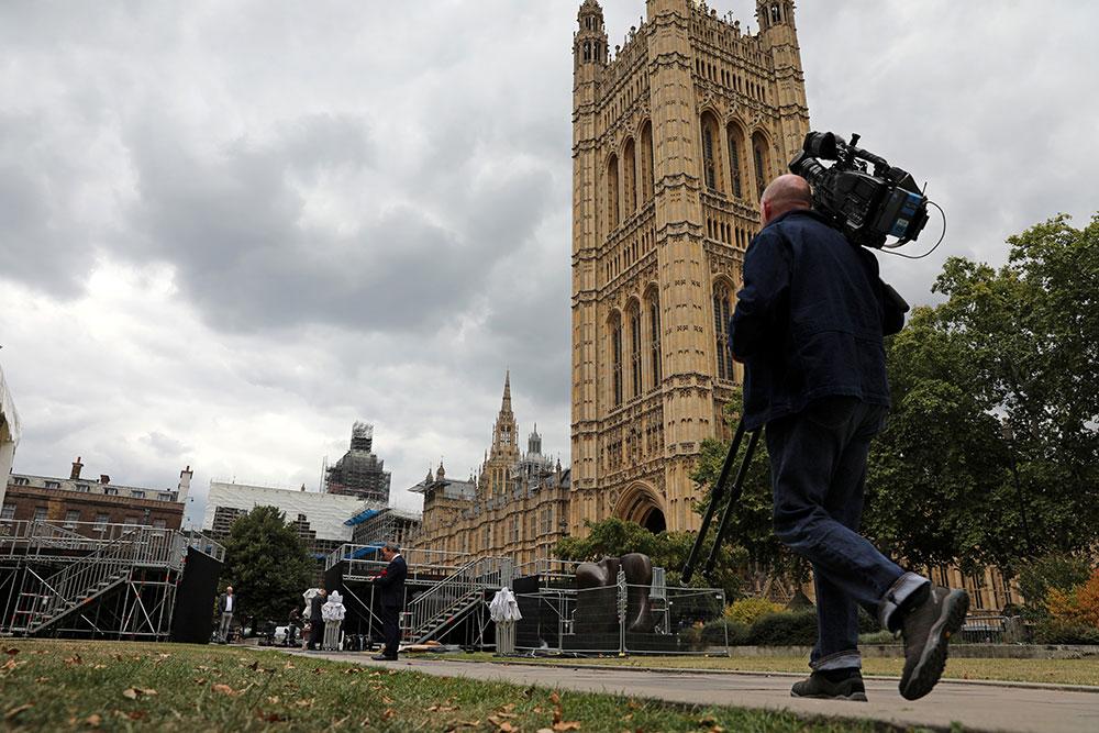 GB: la justice écossaise inflige un nouveau revers à Boris Johnson